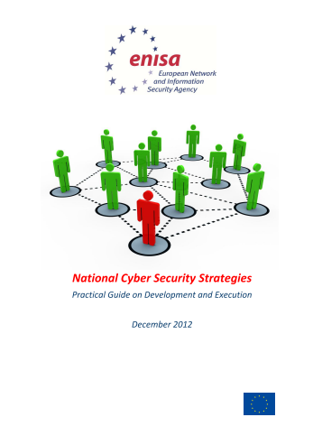 2012 Dec ENISA - National Cyber Security Strategies_An Implementation Guide