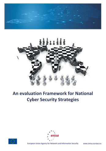 2014 Nov ENISA - An evaluation framework for Cyber Security Strategies