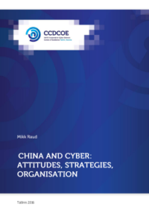 CHINA-National CyberSecurity Organization-2016 August