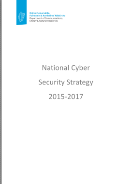 Cyber Security Strategy-Ireland 2015-2017