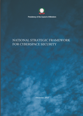 Cyber Security Strategy-Italy 2013