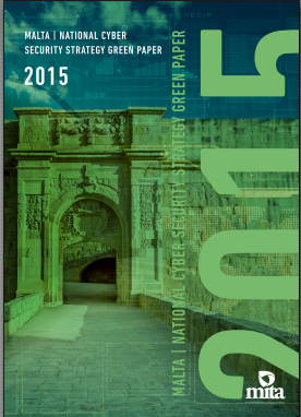 Cyber Security Strategy-Malta 2015