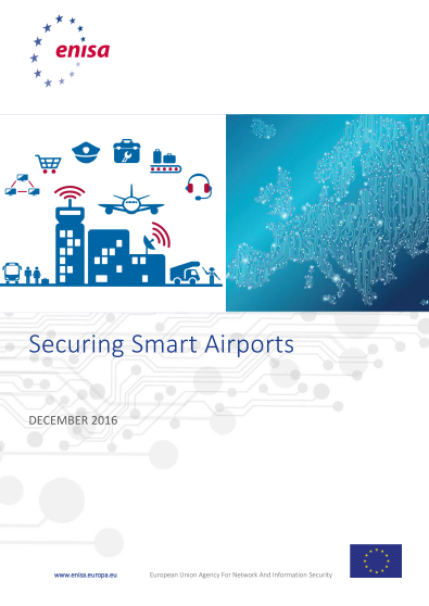 ENISA-Securing Smart Airports
