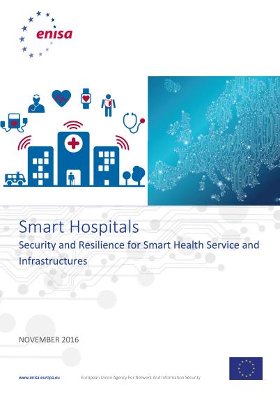 ENISA-Smart Hospitals