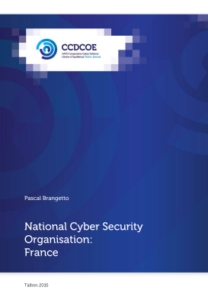 FRANCE-National CyberSecurity Organization-2015 March