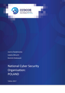 POLAND-National CyberSecurity Organization-2017