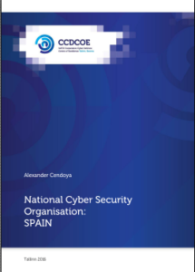 SPAIN-National CyberSecurity Organization-2016 August