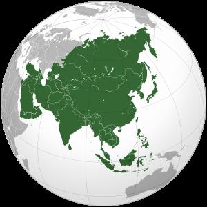 kıta_Asya
