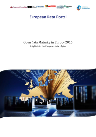 2015-EU OpenData Maturity