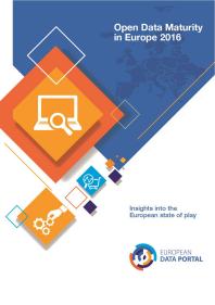 2016-EU OpenData Maturity