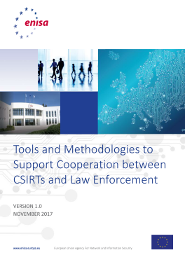 Tools and Methodologies to Support Cooperation between CSIRTs