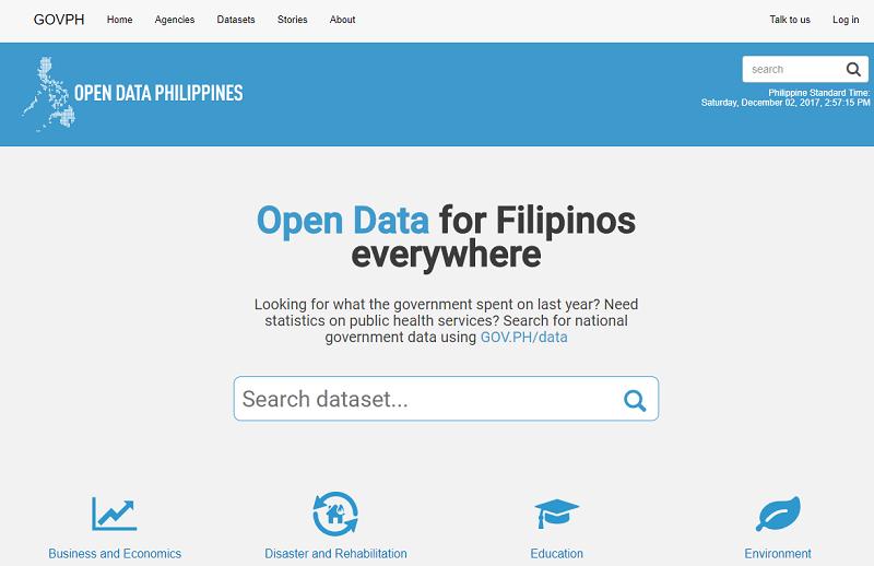 Philippines Open Data Portal