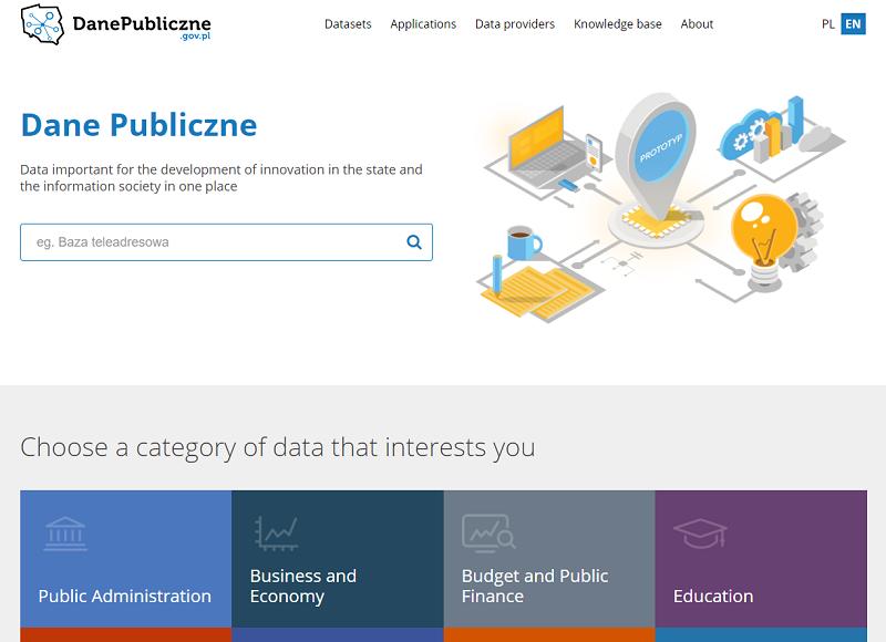 Poland Open Data Portal