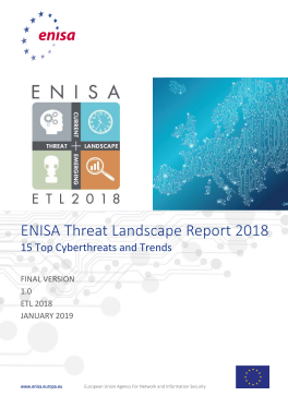 2019-Jan_ENISA Threat Landscape 2018