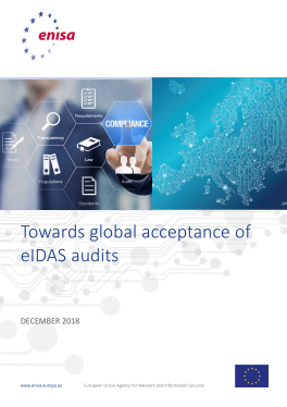 2019-Jan_ENISA Towards global acceptance of eIDAS audits