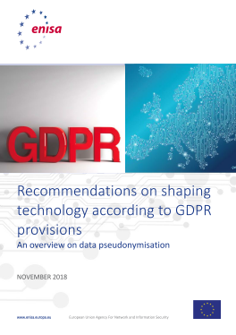 2019-Jan_Recomendations on shaping technology according to GDPR provisions - Part 1
