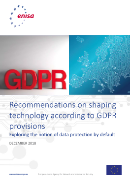 2019-Jan_Recommendations on shaping technology according to GDPR provisions - Part 2