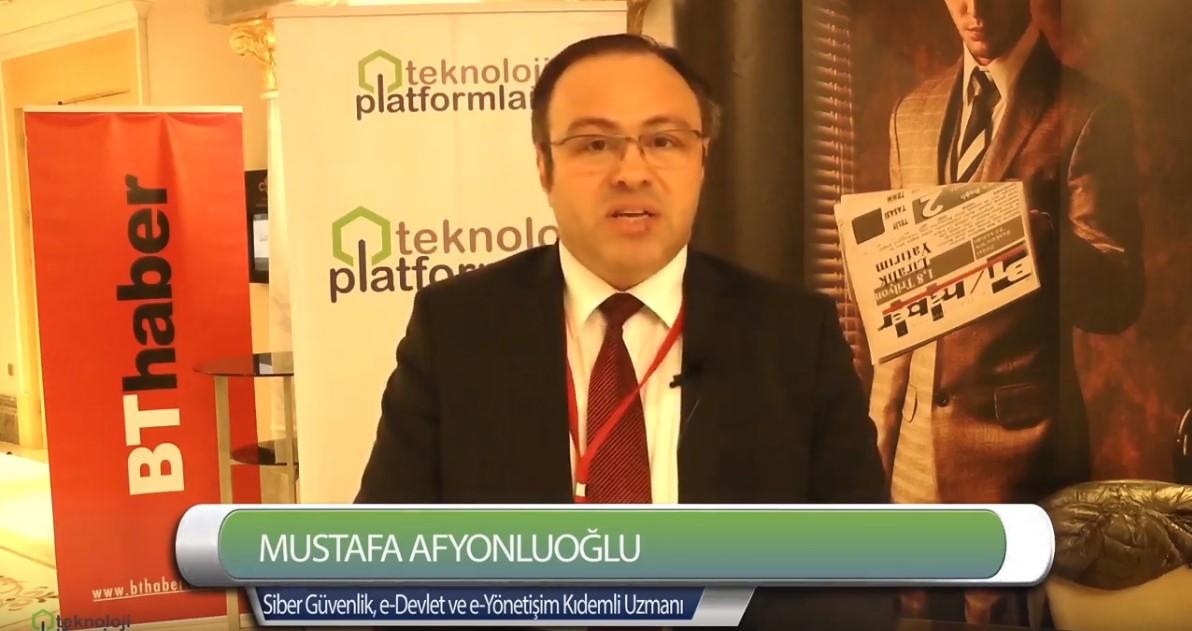 Siber Güvenlik 4.0 ve Felaket Yönetimi (M.Afyonluoğlu)