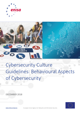 2018-Apr-16-ENISA_Cybersecurity Culture Guidelines