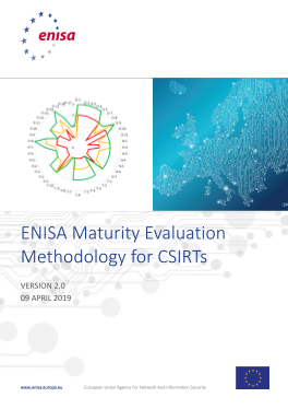 2019-Apr_ENISA_Maturity Evaluation Methodology for CSIRTs
