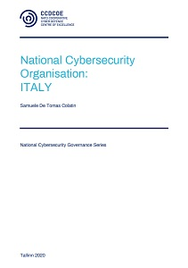 ITALY-National CyberSecurity Organization-2020